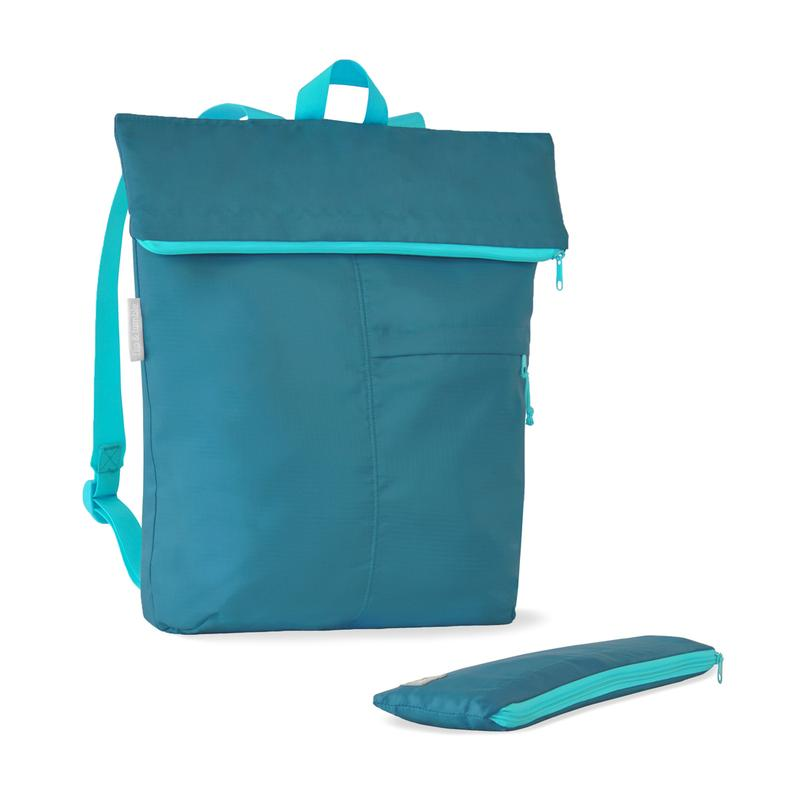 Flip and Tumble Backpack Blue