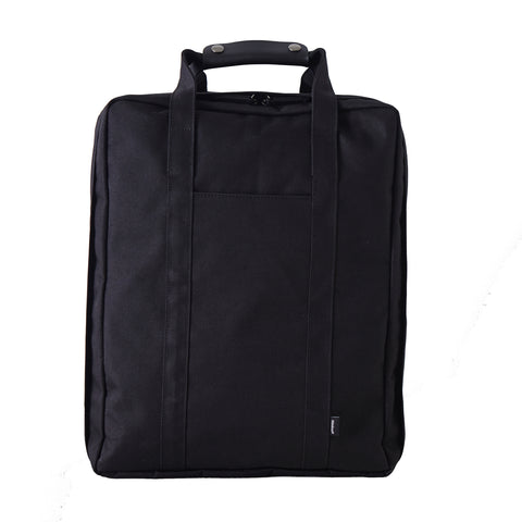 ITHINKSO Compact Trunk Backpack Black