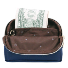 Load image into Gallery viewer, Cube Coin Purse Premium Purple