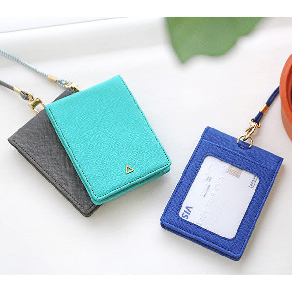 Indigo The Prism Slim Card Wallet