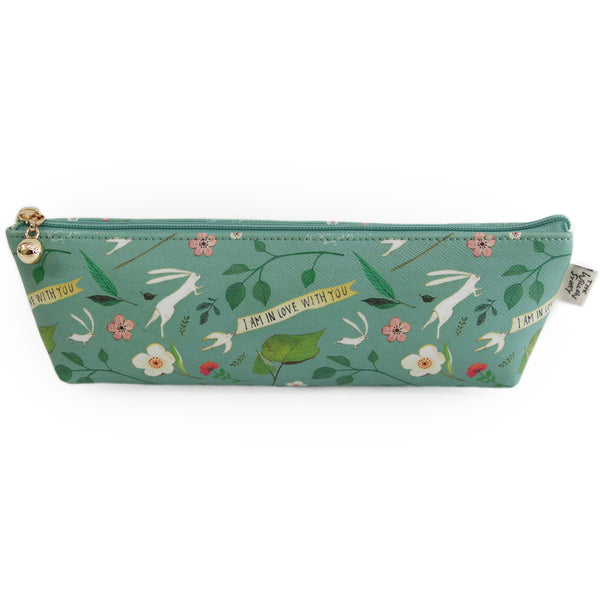 Indigo Willow Story Pencil Case Mint