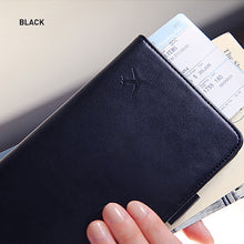 Load image into Gallery viewer, The Journey No Skimming Passport Ver.4 Black