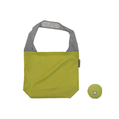 Flip and Tumble 24-7 Shopping Bag Green