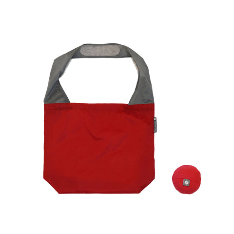 Flip and Tumble 24-7 Shopping Bag Red