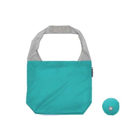 Flip and Tumble 24-7 Shopping Bag Teal