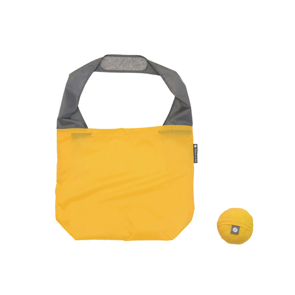Flip and Tumble 24-7 Shopping Bag Yellow