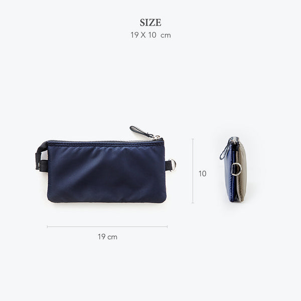 ITHINKSO Wallet Pouch Black