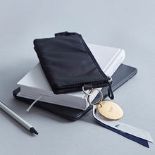 Load image into Gallery viewer, Wallet Pouch Black