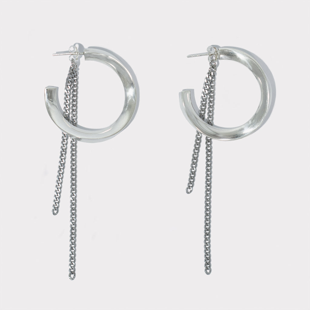 Mettle Earrings