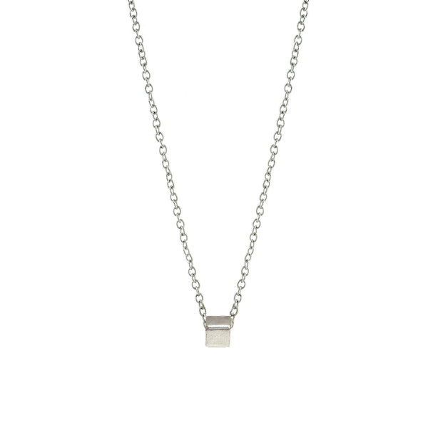 Cuboid Necklace