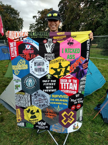Hexabear OCR Blanket