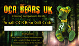 OCR Bear Gift Certificates