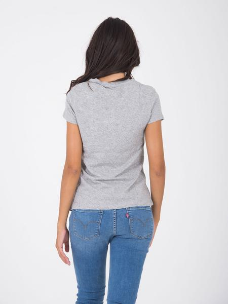 LEVI'S - T-shirt perfect graphic grigia