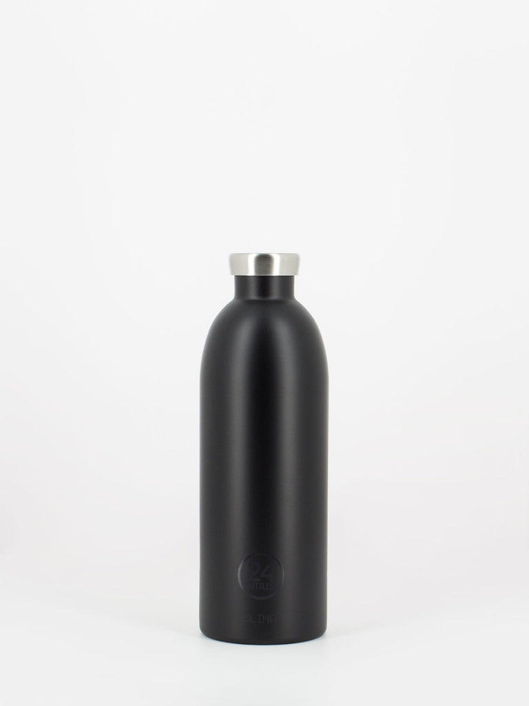 24BOTTLES - Borraccia Clima 850ml tuxedo black