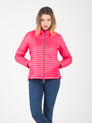 SAVE THE DUCK - Piumino iris coral pink