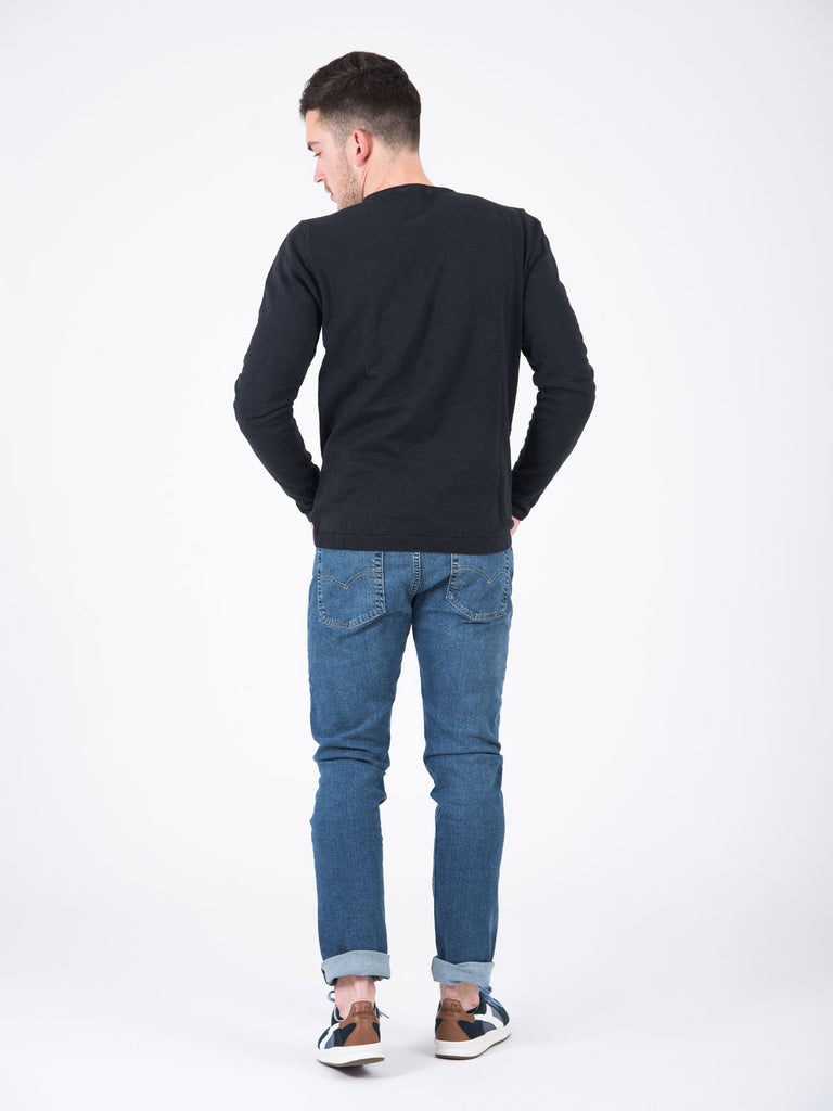 LEVI'S - 510 skinny denim medio scuro stretch
