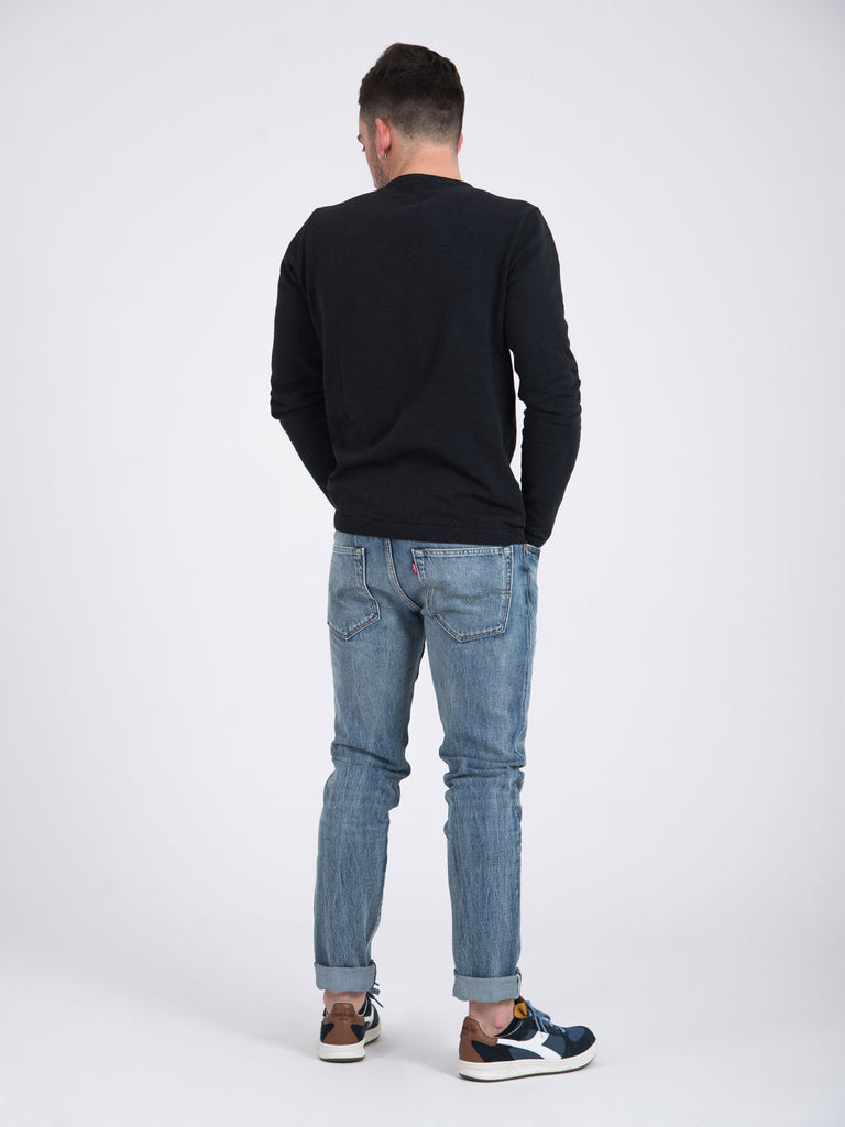 LEVI'S - 501 skinny treasury denim medio