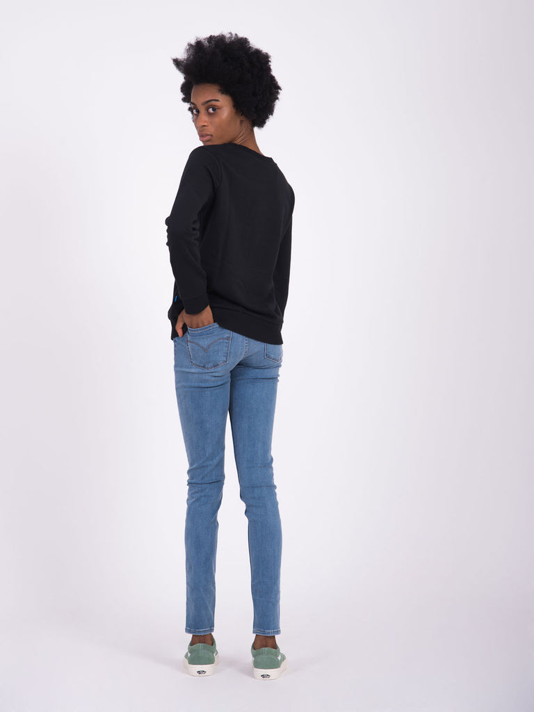 LEVI'S - JEANS SUPERSKINNY DENIM MEDIO