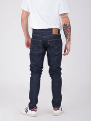 LEVI'S - 512 slim taper fit denim scuro