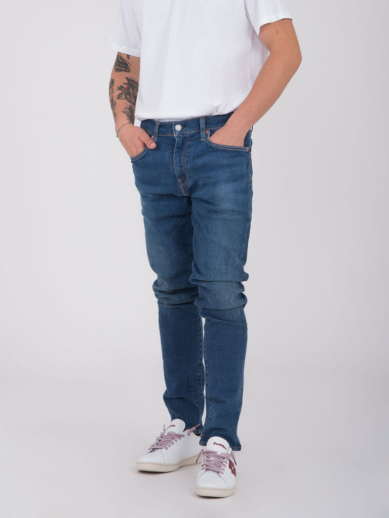 LEVI'S - 512 slim taper fit revolt