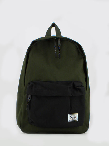 Classic backpack forest / nero
