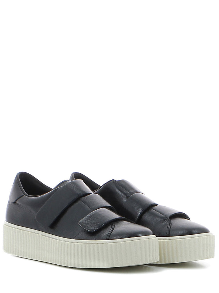 LEMARE' - Sneakers in pelle nere