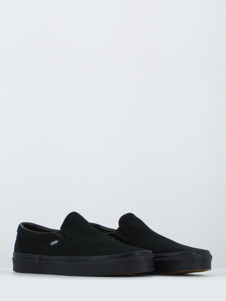 Classic slip-on total black