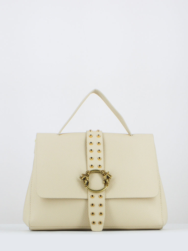 SCERVINO - Borsa small new bea avorio