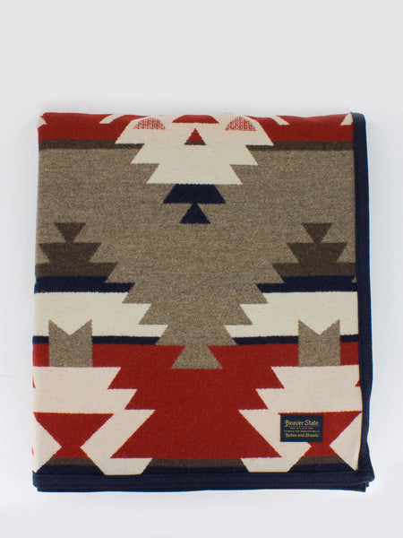 Coperta mountain majesty jacquard