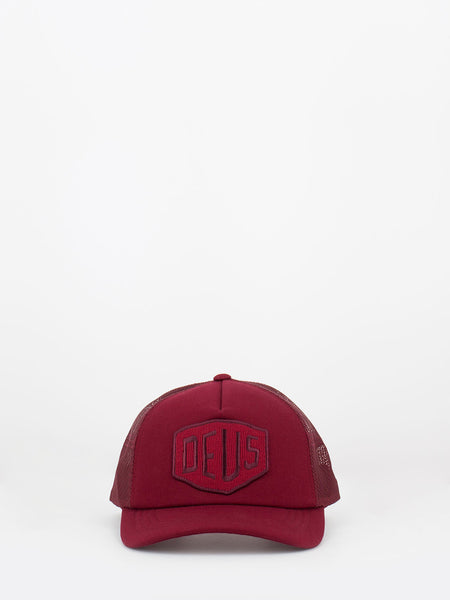 Cappello Terry Shield Truck cardinal red