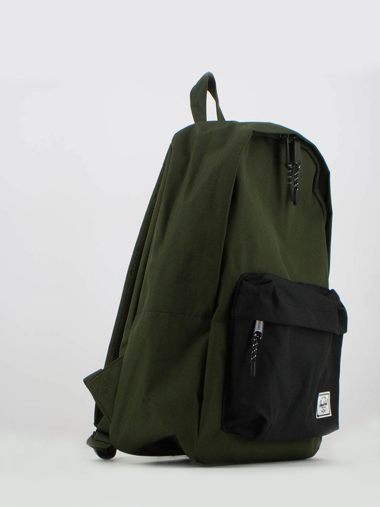 HERSCHEL - Classic backpack forest / nero