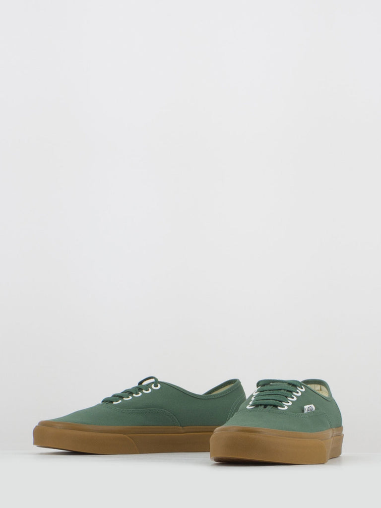 VANS - Authentic duck green/gum