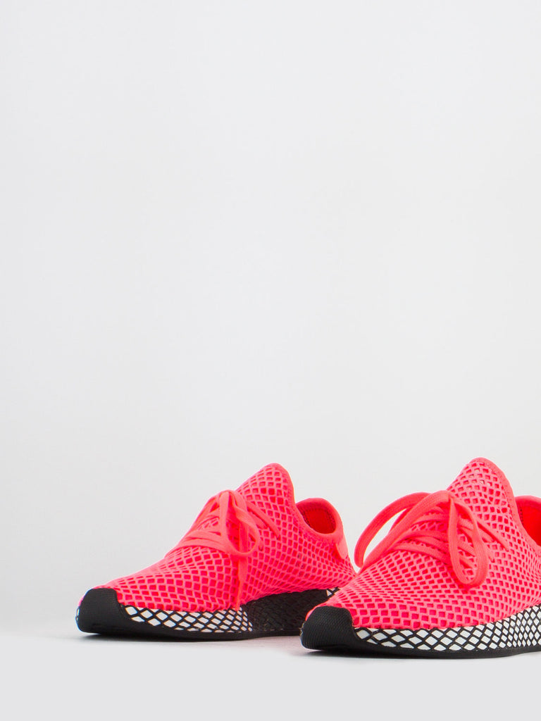 ADIDAS - Deerupt runner turbo / nero
