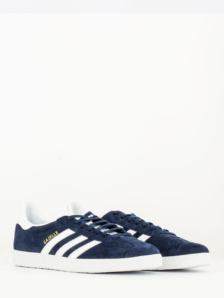 wholesale dealer b14e6 1c014 ADIDAS - Gazelle blu navy   bianco