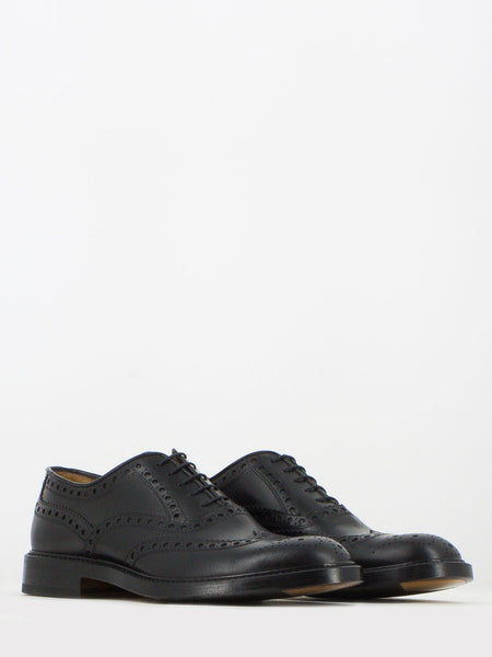 Derby full brogue nere