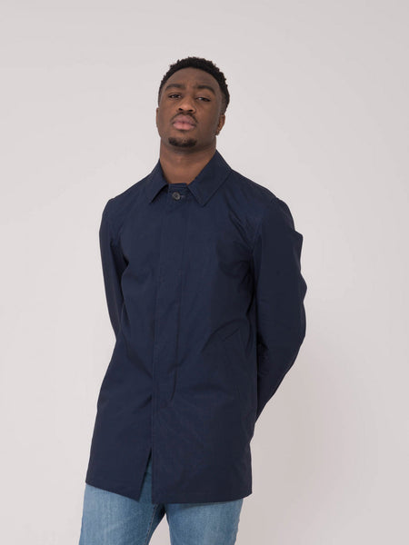 Trench Alfie Summer blu