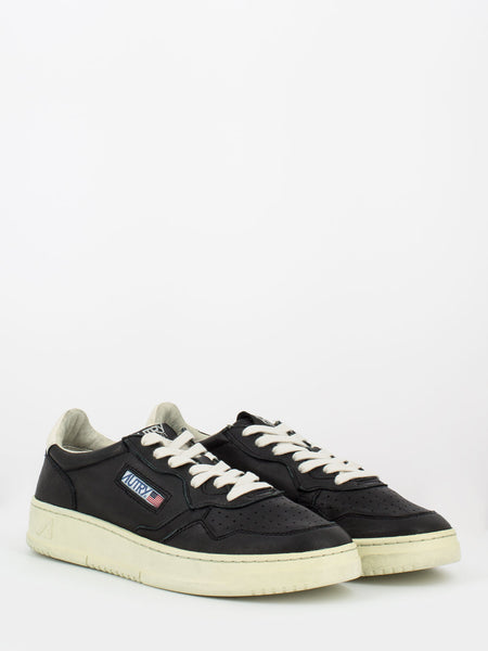 Sneakers 01 low goat nere