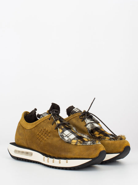 Sneakers Wally cognac