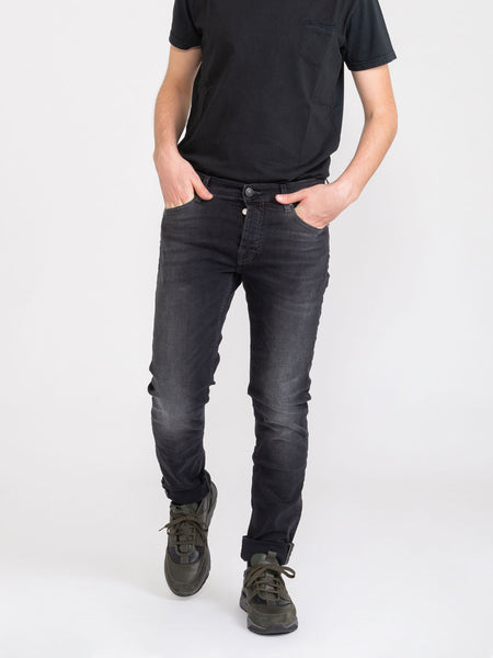 Bodies 214 Brass 217 denim nero vintage