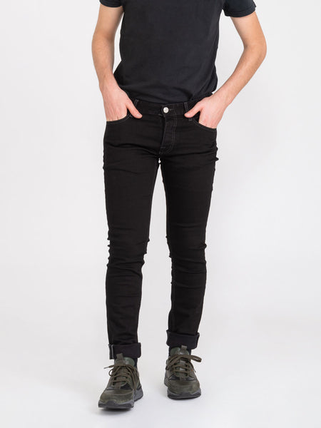 Bodies 214 Brass 217 denim nero