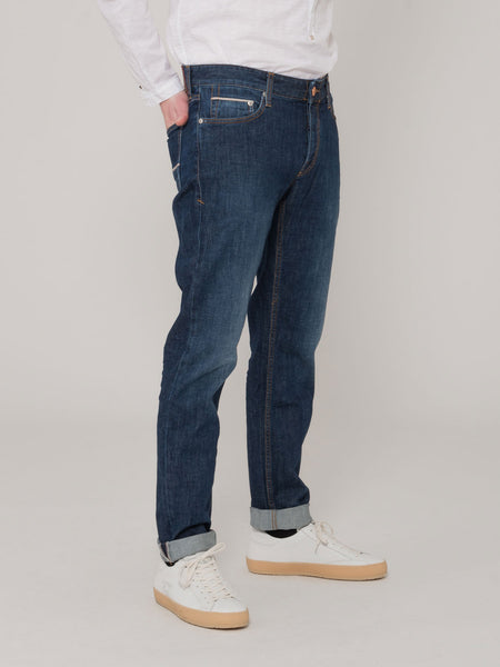 Bodies Barrel 212 denim scuro