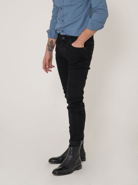 Bodies brass denim nero