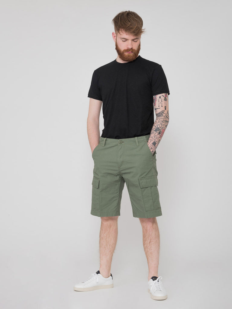 CARHARTT - Bermuda Aviation dollar green