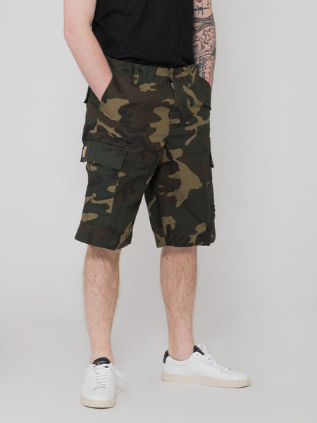 Bermuda regular cargo camo laurel