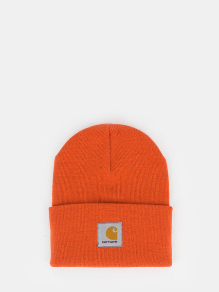 Berretto beanie brick orange