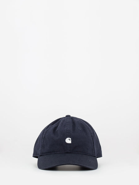 Cappello Madison logo navy
