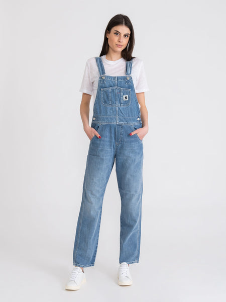 Salopette Bib Overall denim medio