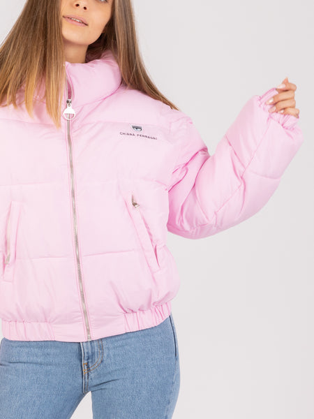 Piumino puffer rose shadow