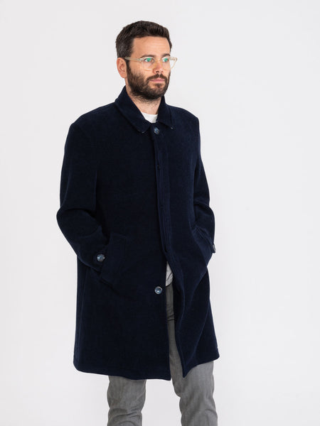 Cappotto Harbor a coste navy
