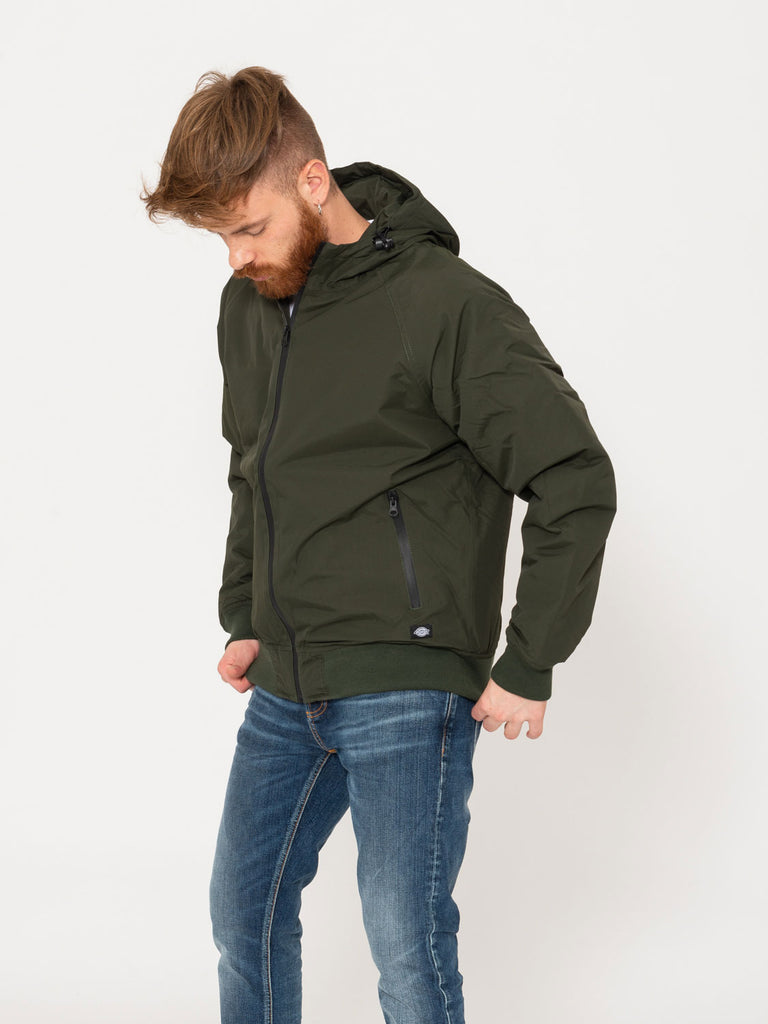 DICKIES - Fort Lee Jacket olive green